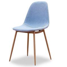 Размеры: ширина-45 см, глубина-55, высота-84 см Материал: ткань, металл Цвет: голубой Производитель: ESF, Китай Accent Chairs, Dining Chairs, Slippers, Furniture, Home Decor, Upholstered Chairs, Decoration Home, Room Decor, Dining Chair
