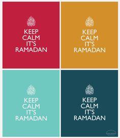 Keep calm its ramadan Eid Crafts, Ramadan Crafts, Ramadan Decorations, Ramadan Karim, Islamic Celebrations, La Ilaha Illallah, Muslim Holidays, Islam Ramadan, Self Reminder
