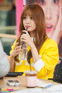 Song Jieun - Secret 송지은 사인회 - 연예계 잡담