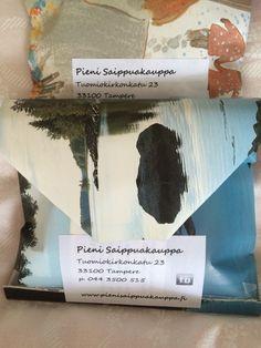 Bergamotti- ja seetrisaippuat tarttuivat mukaan Pienestä Saippuakaupasta.