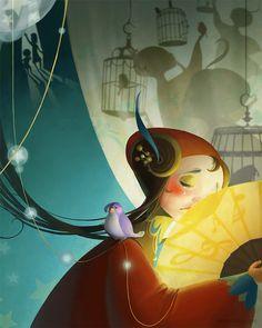 Annie Won - the Dragon Circus: The Four Princesses