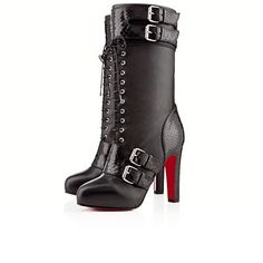 Christian Louboutin - Boots - Shoes - Women - Online Boutique.....Need these also