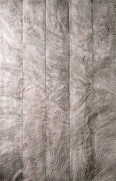 Thierry Martenon, sculpture (panel) maple wood, 1250 x 730 x 30 mm, 2011 Thierry Martenon, Motifs Organiques, Pattern Texture, Wood Grain Texture, Wood Panel Texture, Grey Wood Texture, Metal Texture, Decoration Design, Textured Walls