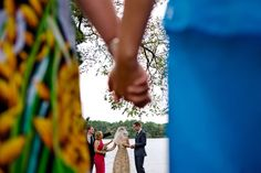 Hand in hand, Ashely and Andreas, MA