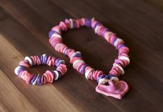 How to Make A Candy Necklace | Lilyshop Blog by Jessie Jane