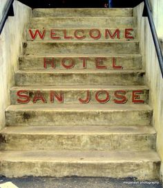 This photo was taken on South Congress at the Hotel San Jose in Austin, Texas.  meganayn photography