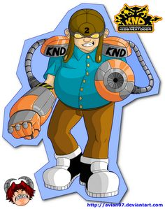 KND_Number 2_anime version