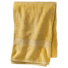 Threshold™ Performance Solid Towels...Sun Yellow