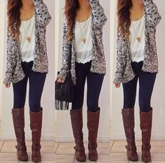 Jacket: cute, spring, cool spring, spring outfits, fall, boots ...
