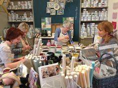 Weekly Inspirational Workshops at Sweetpea & Betty in Falmouth www.sweetpeabetty.co.uk