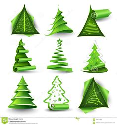 Christmas Trees - Download From Over 52 Million High Quality Stock Photos, Images, Vectors. Sign up for FREE today. Image: 22477709