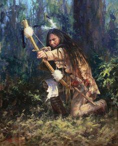 The Hunter by Rita Morris kp