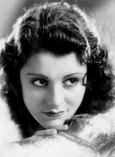 Lillian Roth photographed by Otto Dyar, Old Hollywood Glamour, Vintage Glamour, Classic Hollywood, Vintage Beauty, Silent Screen Stars, Kay Francis, Susan Hayward, Film Icon, Best Actress