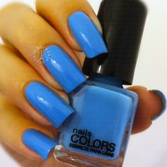 Millanel Light Blue | Swatch
