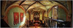 Kapelle im Kasteel Wissekerke