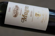 Muga Rioja Reserva www.caros.co.nz