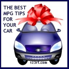 The BEST MPG TIPS for your car will save you money and save fuel as well. These tips will work for your old or new car. Start using all the tips...
