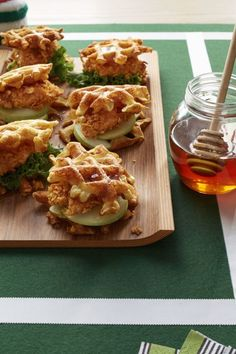 Chicken and Buttermilk Waffles *Even without the waffles, I want to try this chicken!