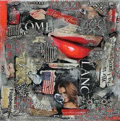 Media by Wlad Safronow. Pop Art II.
