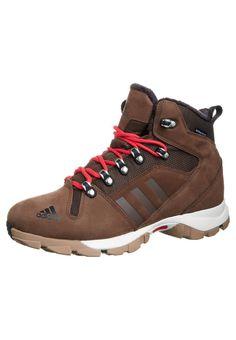 Stiefel: Adidas Herren Winterschuhe Snowtrail CP Dark