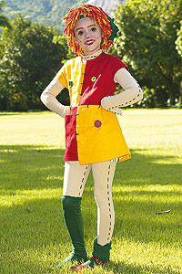 Como cresceu a Emília, no Sítio do Picapau Amarelo.. Coisa Linda! (Página 1) / Vale Tudo / Beeta