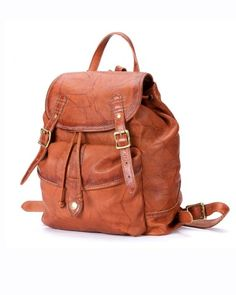 Frye backpack ...which costs more money than I am currently worth lol