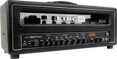 Line 6 Spider Valve Hd100 Mkii 100W Guitar Amp Head Black