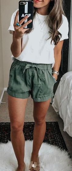 100+ Cute & Trendy Summer 2019 Outfit Ideas
