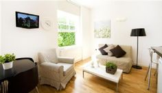 Westminster Vacation Rental - VRBO - 0 BR London Apartment in England, Hyde Park Superior Studio