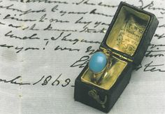 Gold and turquoise ring that once belonged to Jane Austin will go on display at Jane Austin House Museum. The ring is accompanied by papers documenting its history within the writer's family. They reveal it passed firstly to her sister Cassandra, who then gave it to her sister-in-law Eleanor Austen.