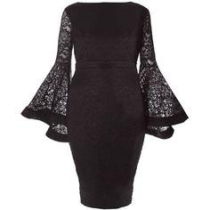46 Best Plus Size Bodycon Dresses images  c5bbf723d5e6