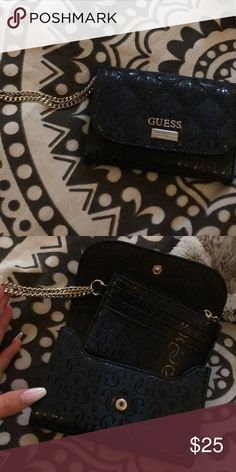 guess wallet clutch brand new guess wallet clutch Guess Bags Wallets   clutchesguess Mini 5651cb2f1f8b0