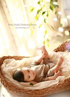 자연스러운 아기사진, 베이비스튜디오 꿈꾸는 하루 » 헤이리점-백일&50일