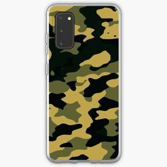 #case #samsung #camo #Camouflage Samsung Cases, Samsung Galaxy, Phone Cases, Camo Patterns, Mask For Kids, Iphone Wallet, Camouflage, Ink, Green