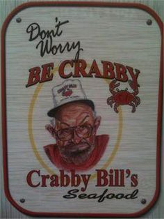 Cabby Bills Restaurant in Indian Rocks Beach, Florida....... Lobster Rolls are better than the best thing you ever had!