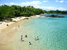 Kona Beaches