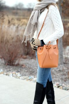 Lilly Style: cold weather accessories