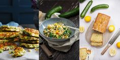 Courgette or zucchini, whatever you call it, there are plenty of tasty recipes to get the vegetable into your diet. Rice Recipes, Lunch Recipes, Casserole Recipes, Summer Recipes, Seafood Recipes, Smoothie Recipes, Beef Recipes, Chicken Recipes, Cooking Recipes