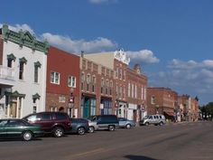 According to its website, Wabasha has been continuously populated since 1826.