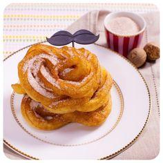 Funnel Cake | Vídeos e Receitas de Sobremesas