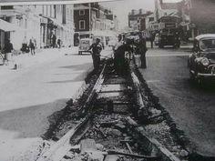 High Street, Colchester, 1950's.