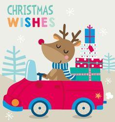 Lily Lane - LLC008 Christmas Rudolph
