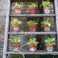 Décoration de jardin: place à la récup | Blog Déco Maison