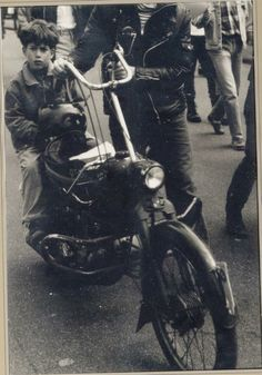 Vintage Pictures, Scooters, Cars And Motorcycles, Motorbikes, Bicycle, Austria, Classic, Vehicles, Poster