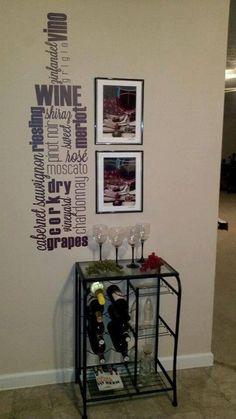 Uppercase Living ~ #Wine http://designsbydawn.uppercaseliving.net
