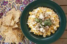 The California Kitchen: Untamed Mexican Street Corn Dip