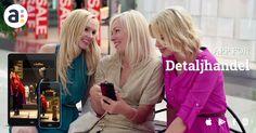 Lag en mobil app for Detaljhandel…