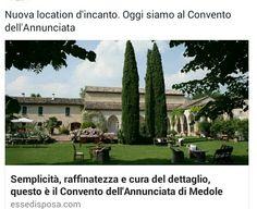 Location d'incanto Convento dell'annunciata #essedisposa #weddingblog #martinasaliva