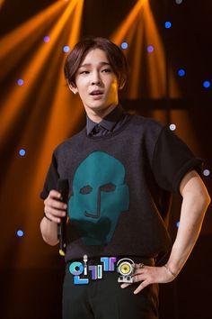 2014: Nam Taehyun WINNER Inkigayo