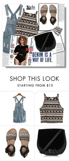 """""""#sheinside"""" by sweta-gupta ❤ liked on Polyvore featuring H&M, Billabong and Sheinside"""